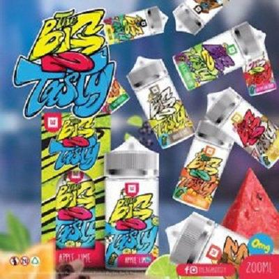 Big N Tasty 240ml Shortfill Clearance