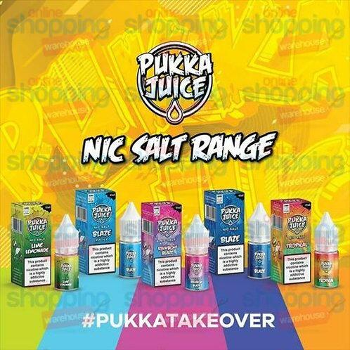 Pukka Juice Nic Salts 20mg