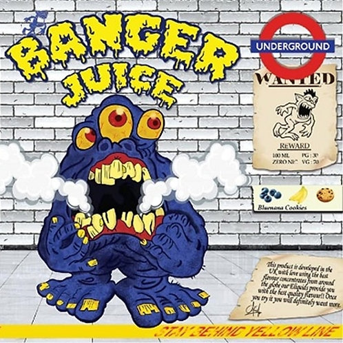 Banger Juice 120ml Shortfill