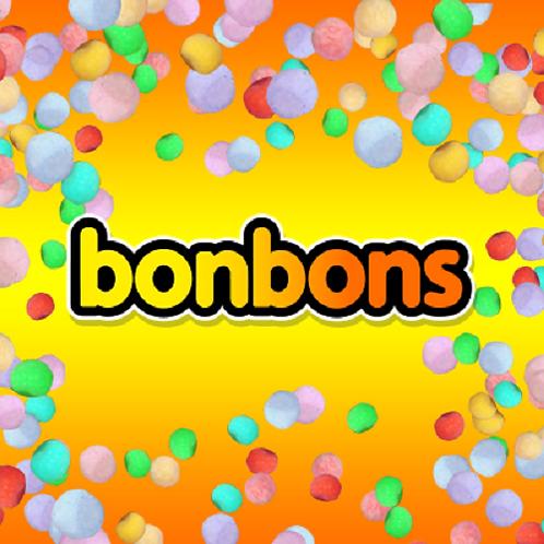 BonBons 60ml Shortfill