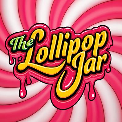 The Lollipop Jar 60ml Shortfill
