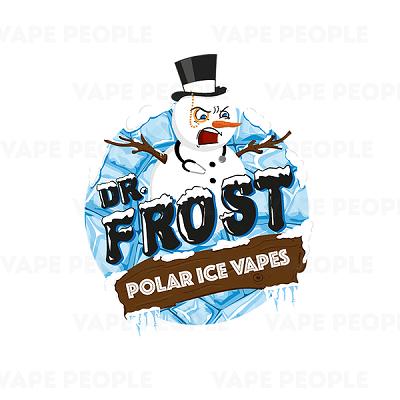 Dr Frost 120ml Shortfill