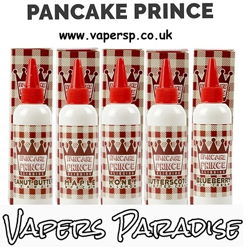 Pancake Prince 100ml Shortfill PAST EXPIRY