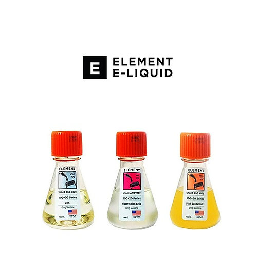 Element Flask 120ml Shortfill