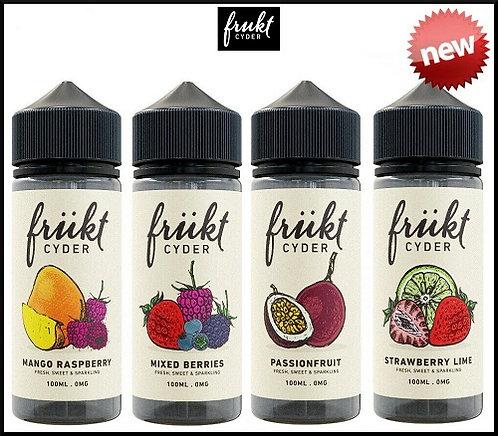 Frukt Cyder 120ml Shortfill