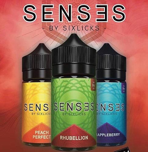 Senses 120ml Shortfill