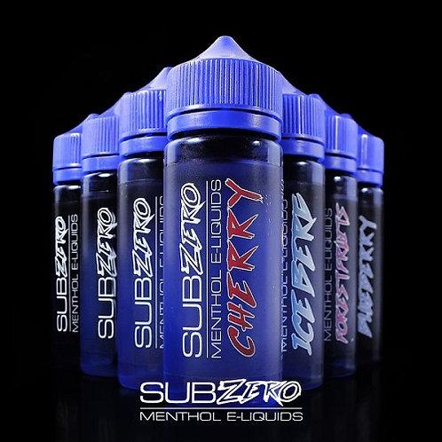 Sub Zero 120ml Shortfill