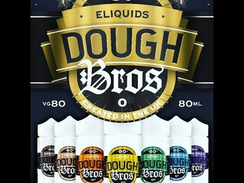 Dough Bros 120ml Shortfill