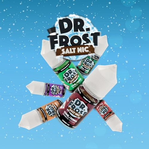 Dr Frost Nic Salts 20mg