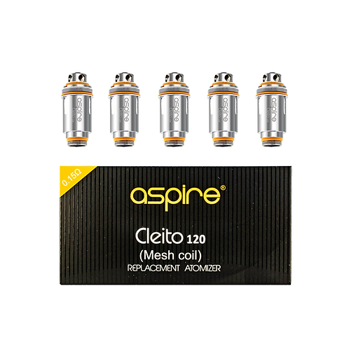 Aspire Cleito 120 Pro Mesh Coils - 5 Pack