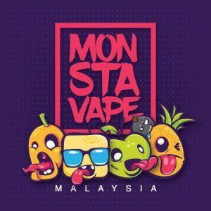 Monsta Vape 60ml Shortfill