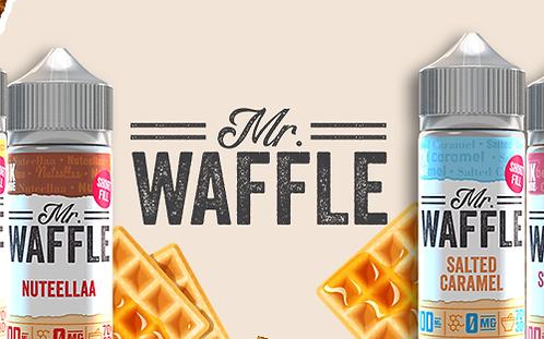 Mr Waffle 120ml Shortfill