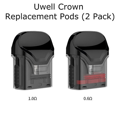 Uwell Crown Replacement Pods (2 Pack)