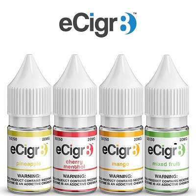 Ecigr8 / Drip Hacks Nic Salts 20mg