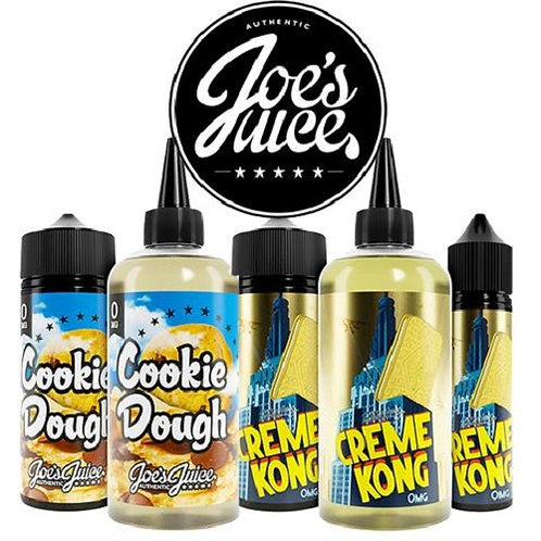 Joes Juice 240ml Shortfill