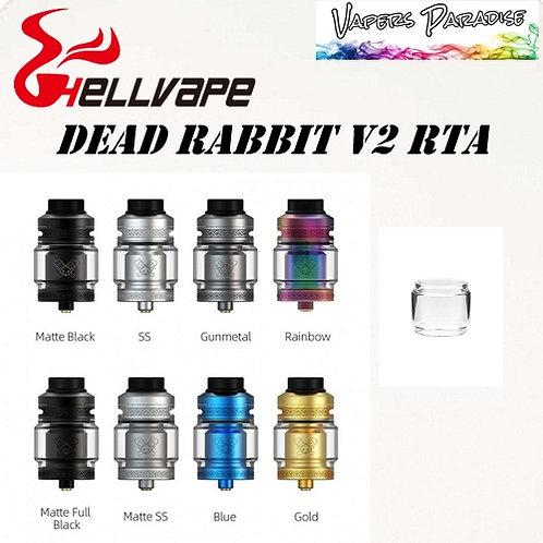 Dead Rabbit V2 RTA By Hellvape