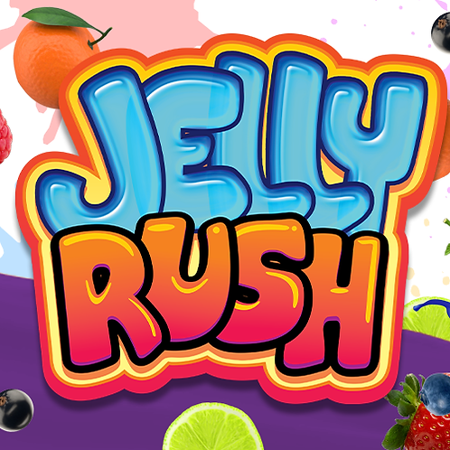 Jelly Rush 60ml Shortfill