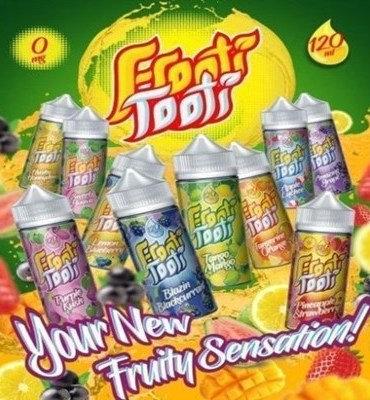 Frooti Tooti 120ml Shortfill Expiry 24.11.20