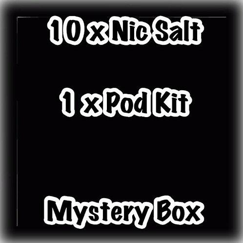 Nic Salt and Pod Kit - Mystery Box