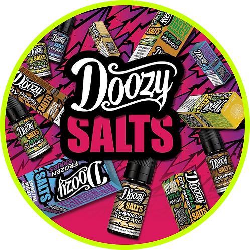 Doozy Nic Salts 20mg