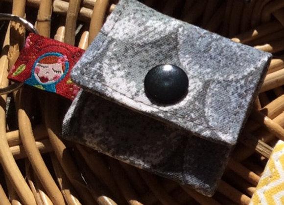 Chiptäschli - Chip Purse - handmade - genäht - selbstgemacht -  sturmaufsee