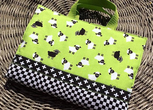 Kiddie Art Bag - Maltasche - Geschenkidee   sturmaufsee.ch   genähtes mit Sturm und Seele - handmade