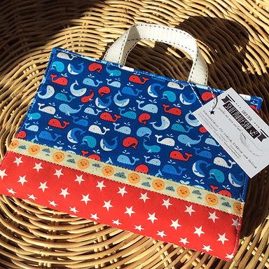 Maltasche | Kiddie Art Bag | handmade | Graubünden | sturmaufsee.ch