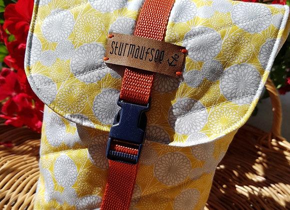 Windeltasche - Nappy Bag - handmade - genäht - selbstgemacht -  sturmaufsee