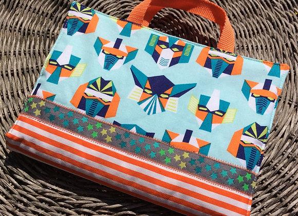 Kiddie Art Bag - Maltasche - Geschenkidee | sturmaufsee.ch | genähtes mit Sturm und Seele - handmade