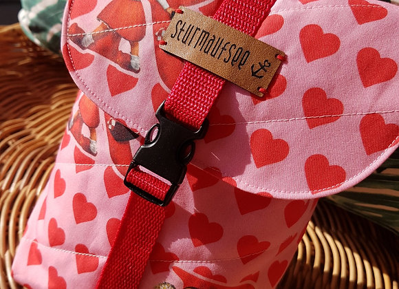 Windeltasche - Nappy Bag - Little Red Riding Hood - handmade -  sturmaufsee