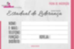 Ficha de Inscrição - capacitação de