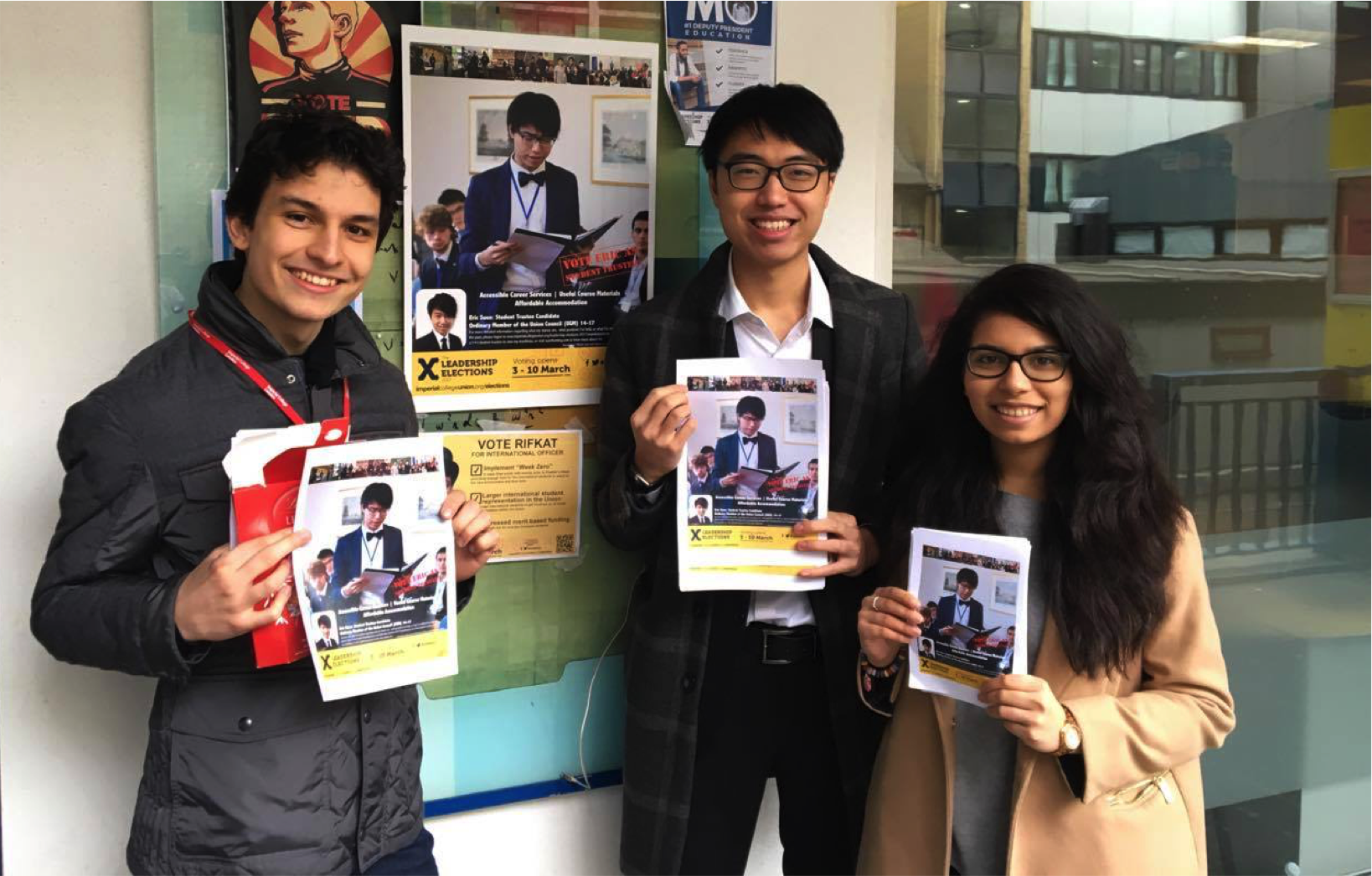Student Trustee Campaign