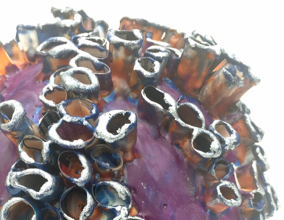 Barnacle Ball close up