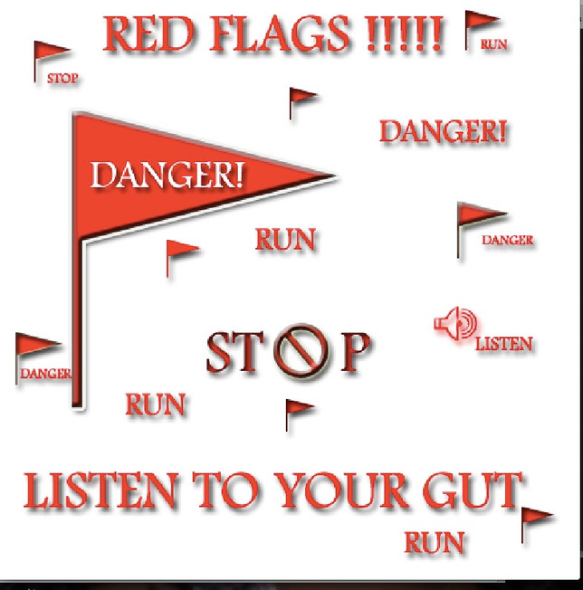 Red Flags (The Signs Are Always There)