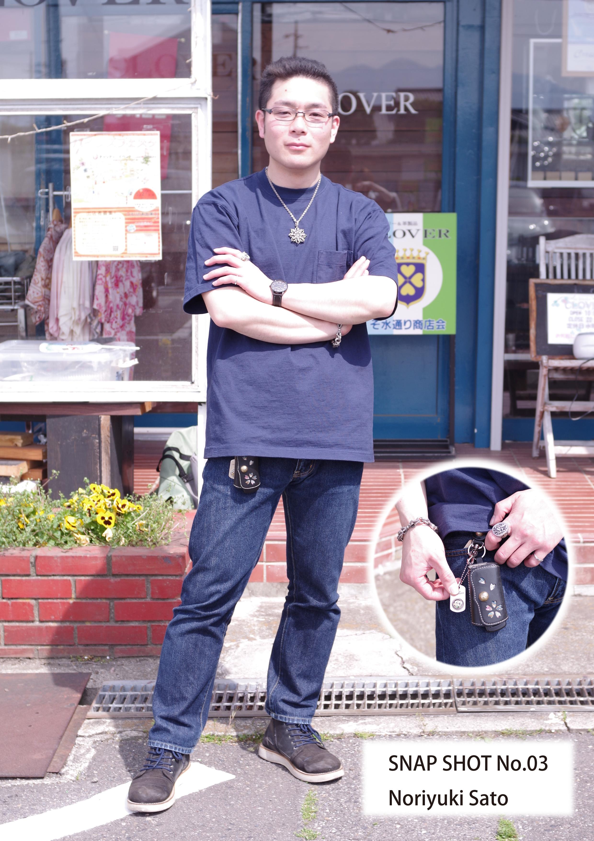 SNAP03 Noriyuki Sato