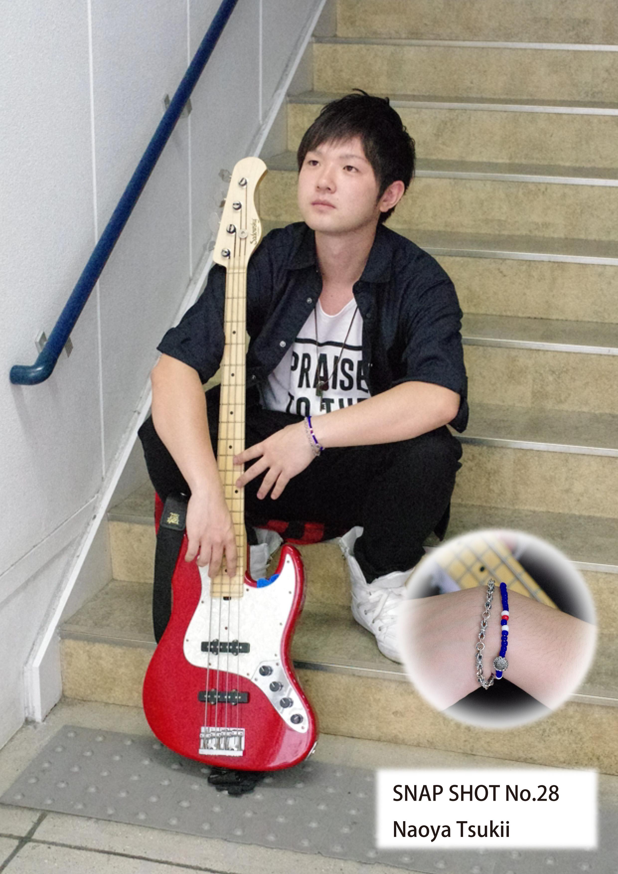 SNAP28 Naoya Tsukii