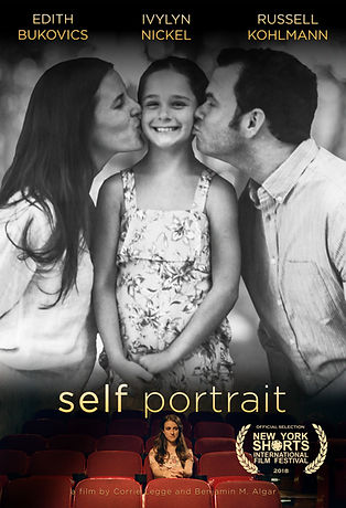Self Portrait Poster