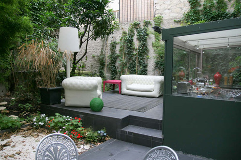 appartement avec jardin avec les meilleures collections d 39 images. Black Bedroom Furniture Sets. Home Design Ideas