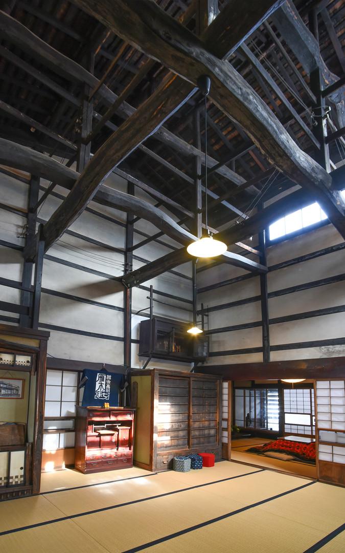 高田の町家