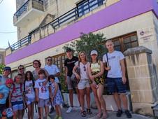 Family programmes in Malta English langu