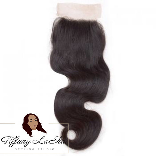Brazilian Body Wave Lace Closure 5*5