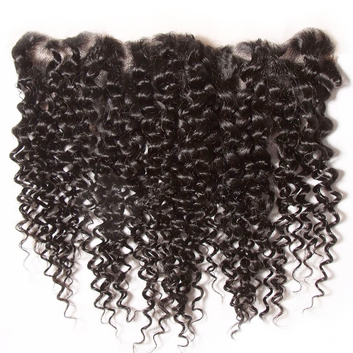 13.5 Brazilian Curly Frontal