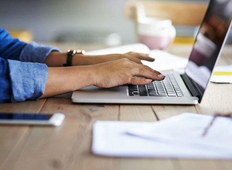 Top Tips For Working Safely From Home