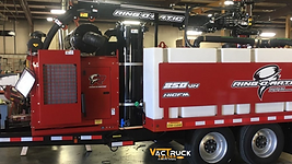 2019 Ring-O-Matic Hydrovac Trailer TRAIL