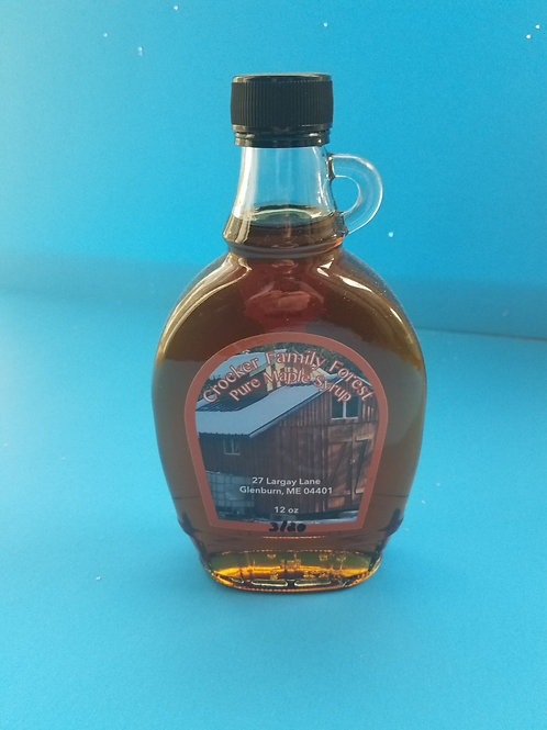 12 ounce Maple Syrup