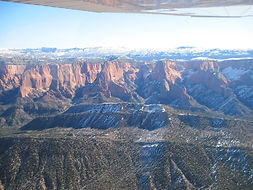 West side of Kolob Canyons