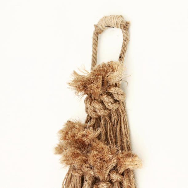 All Jute Wall Hanging