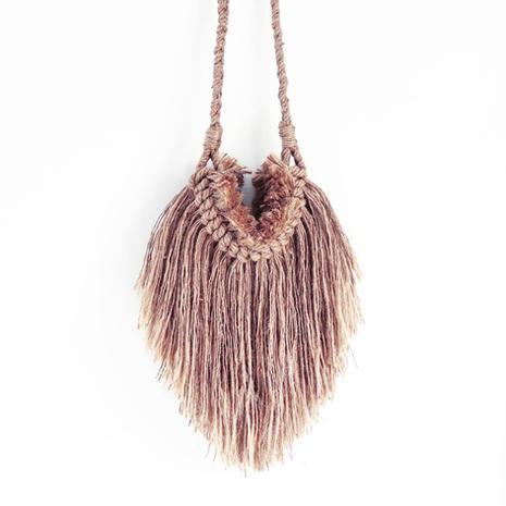 Wild Beau Classic Fringe Bag
