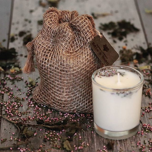 Mini Wild Wander Natural Essential Oil Candle