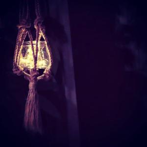 Jute Fairy Light